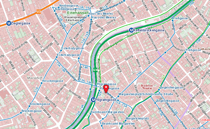 Pilgramgasse 15, 1060 Wien